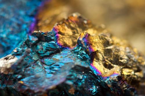 Colores del oro