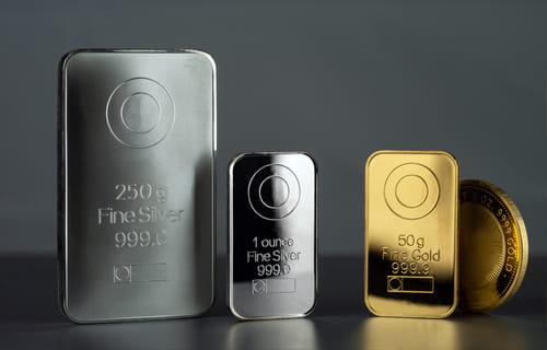 ¿Qué beneficios trae invertir en oro o en plata?
