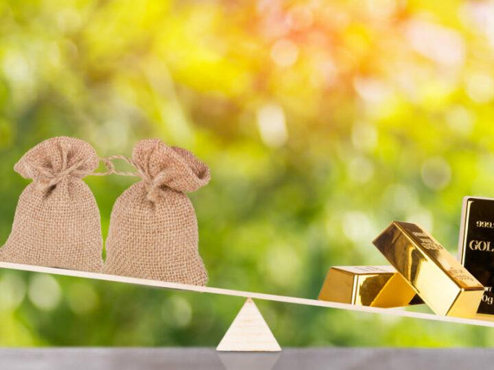 Las 3 mejores maneras de comprar oro